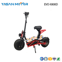 Fashion 1600W ELECTRIC SCOOTER X800D