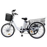 Three wheel electric bike ET-003