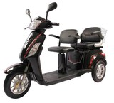 3 wheel Mobility scooter with dual seat EMS-018D