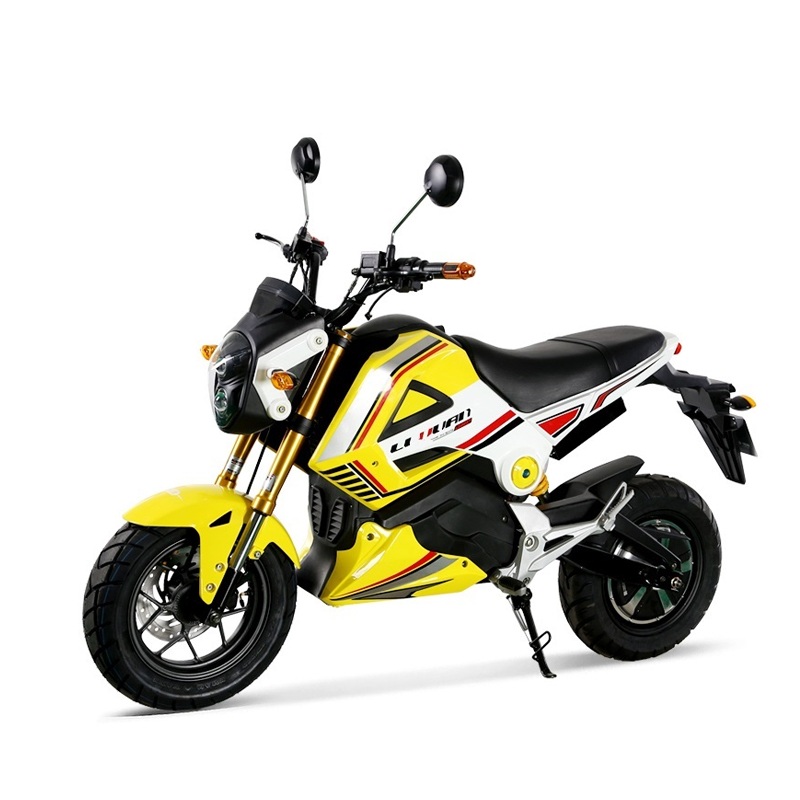 2000W Electric Motorcycle