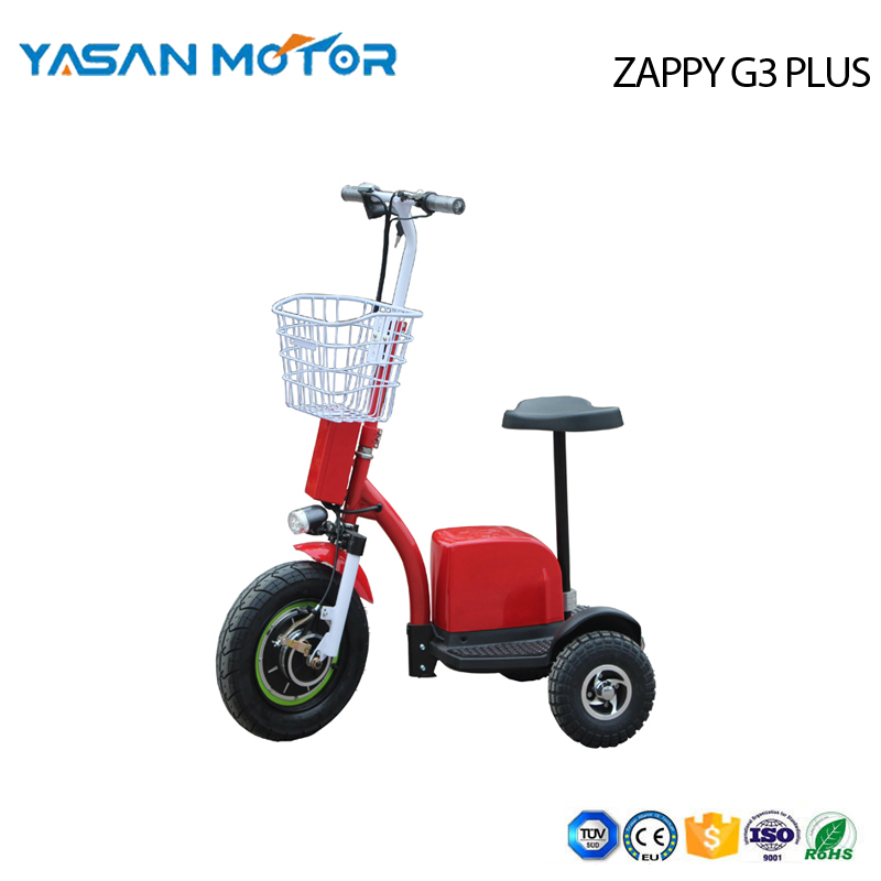 mini zappy electric scooter Zappy G3 PLUS