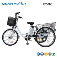 "ET-005(24"" E Tricycle)"