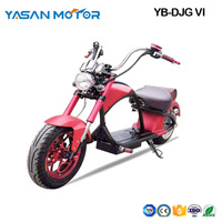 EEC/ COC 2000W Harlay Citycoco Electric Scooter YB-DJG VI