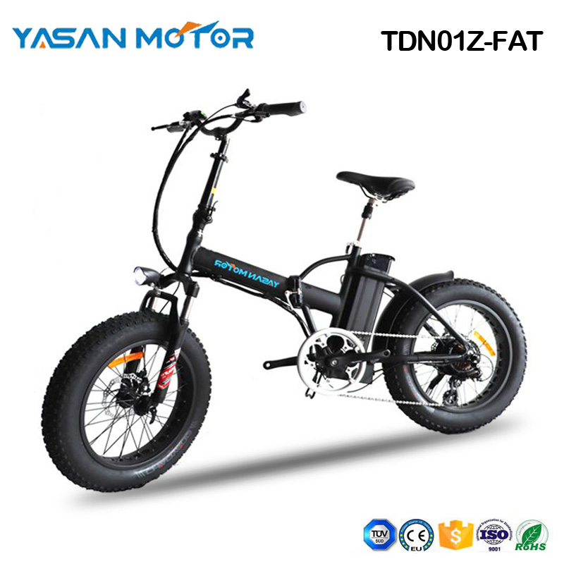 "TDN01Z-FAT(20"" Fat Folding E Bike)"