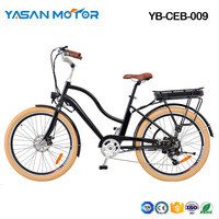 "YB-CEB-009(26"" x 2.30 City E Bike)"