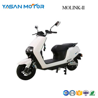 2000W72V powerful electric scooter MOLINK II