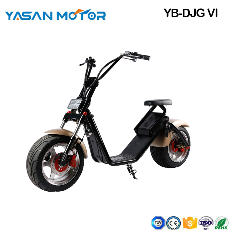 FAT TIRE Harley Electric Scooter YB‐DJG VI