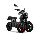 3 wheel motor scooter ITANK