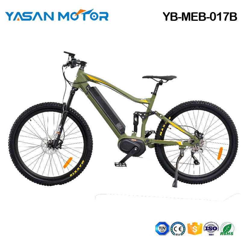 YB-MEB-017B(1000W  Electric Mountain Bicycle)