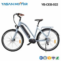 YB-CEB-022(700C Mid Drive City E Bike)