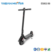 Dual Suspension Pro. escooter ES002-X8