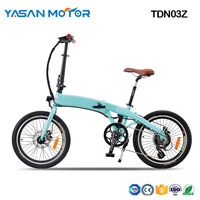 "TDN03Z(20"" Folding E Bike with Hidden Battery)"