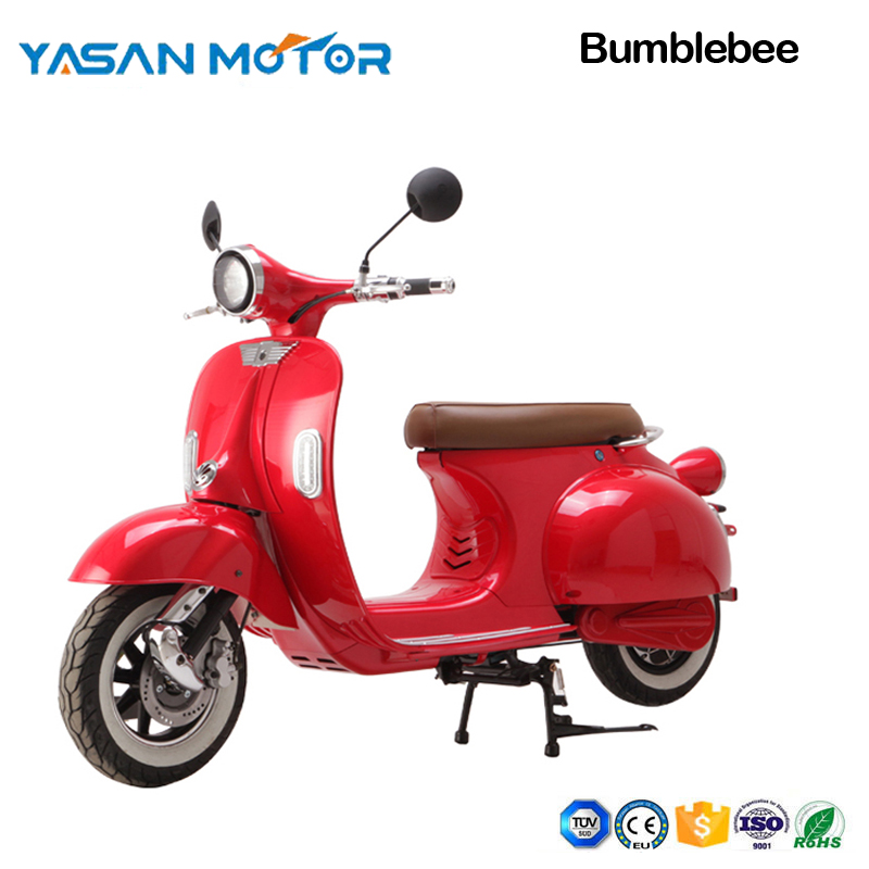 Vespa Electric Scooter BUMBLEBEE