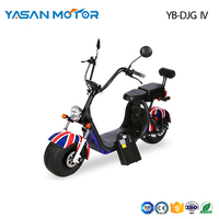 EEC Citycoco scooter YB-DJG IV