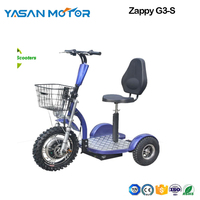 Super Luxury Mobility Scooter Zappy G3-S