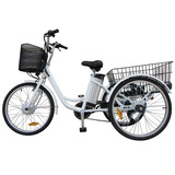 Basket Tricycle Ebike ET-005
