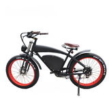 500W  retro electric bicycle