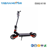 3200w High Speed Dual Motor Folding eScooter ES002-X11B