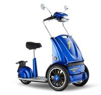 Germany three wheel mini moped electric motorcycle