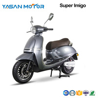 EEC/ COC 4000W High Speed Electric Scooter Super imigo