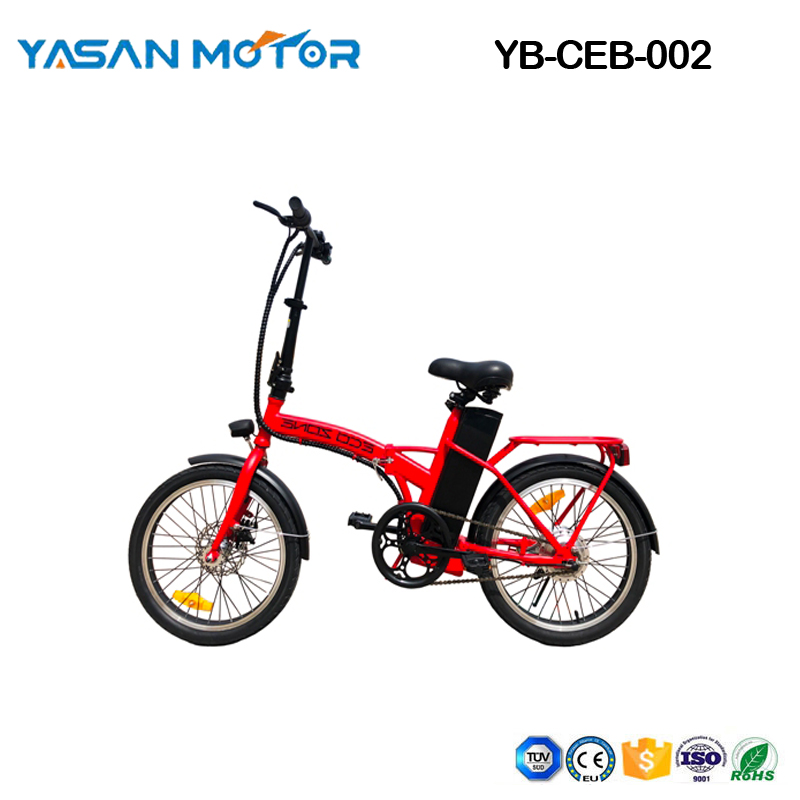 Electric Bike City e-Bike Folding Ebike