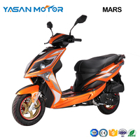 125CC Gas Scooter MARS