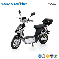 48V500W EEC Electric pedal scooter RYCOOL
