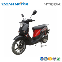 "1500W EEC 14"" TRENDY-R Electric Scooter"