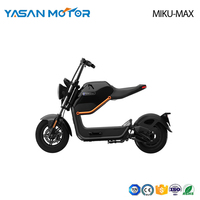 800W BOSCH Motor EEC Electric scooter MIKU-MAX