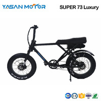 500W 48V Luxury Electric Mountain Bike(SUPER 73 Luxury)
