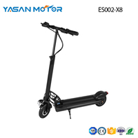 8Inch ECO Folding eScooter ES002-X8